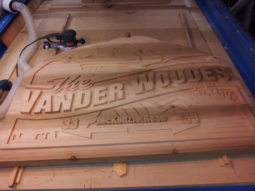cnc wood project ideas